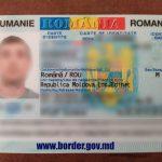 Молдаванин заплатил €170 за поддельный румынский документ, чтобы трудоустроиться во Франции