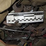 Похитителей металлолома задержали на месте преступления