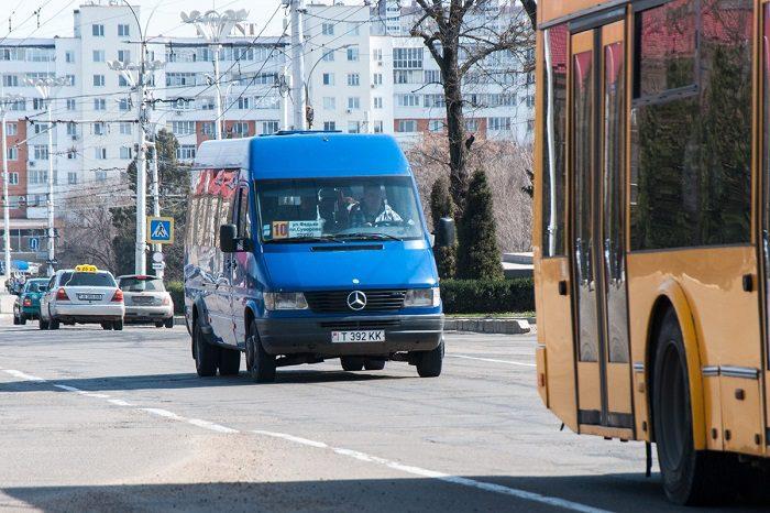 С понедельника в Приднестровье возобновят работу маршрутки