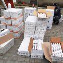 Спирт, сигареты, запрещённые вещества: несколько крупных партий контрабанды удалось обнаружить сотрудникам таможни (ФОТО, ВИДЕО)