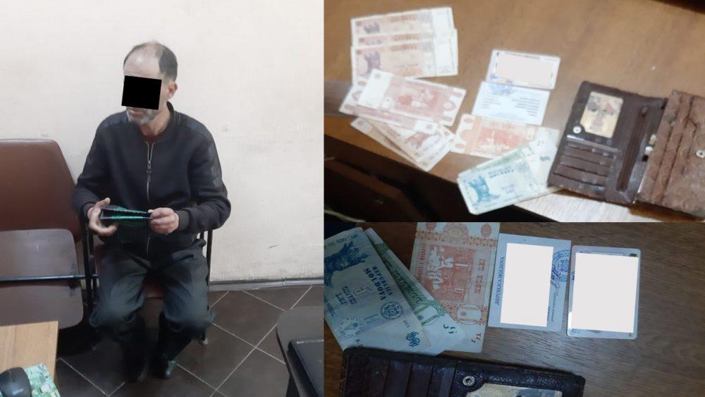 Вытащил кошелёк из сумки: полиция задержала карманника-рецидивиста