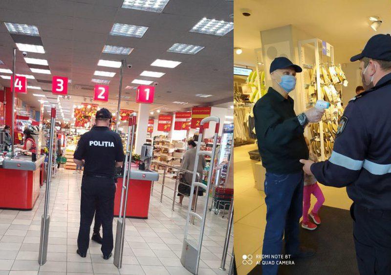 Столичная полиция продолжает информировать население о мерах профилактики COVID-19 (ВИДЕО)