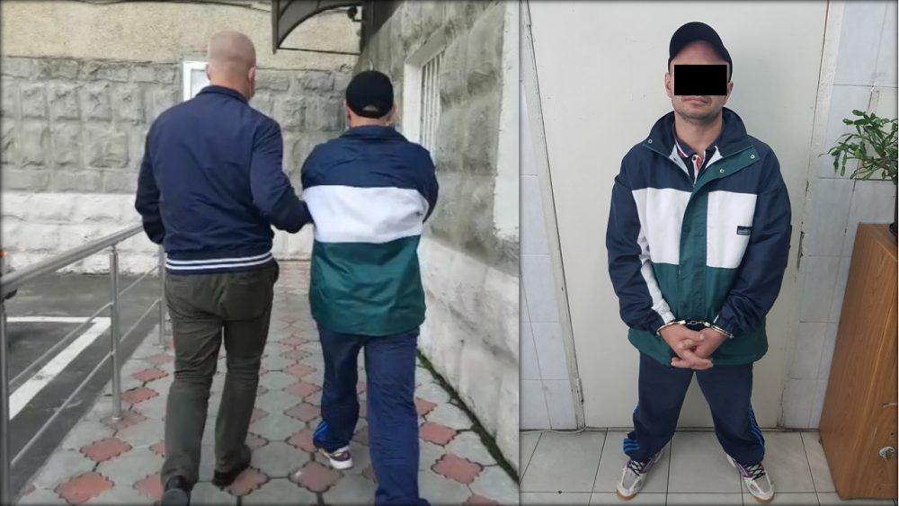 В столице заключили под стражу мошенника-рецидивиста, который скрывался от полиции (ВИДЕО)