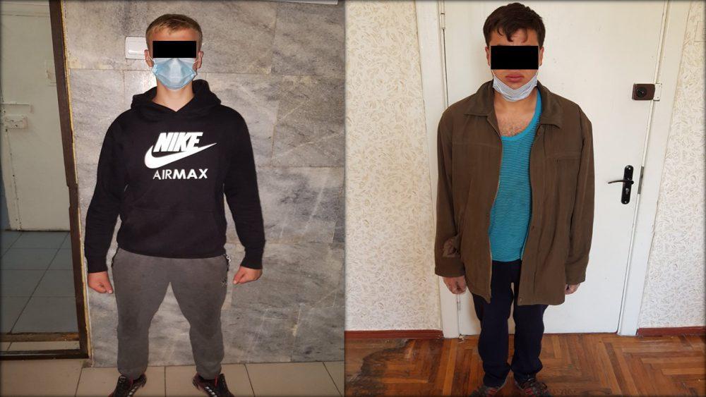 20 лет тюрьмы грозит двоим злоумышленникам за попытку ограбить и убить таксиста (ВИДЕО)
