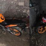 Вор-рецидивист угнал мотоцикл в столице и спрятал его у родственников в Криулянах (ВИДЕО)