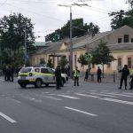 Сообщение о бомбе в посольстве РФ в Молдове оказалось ложным