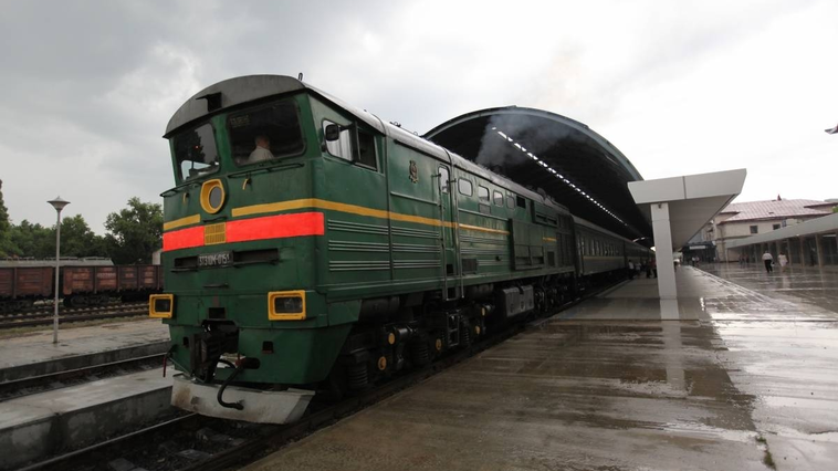 Трагедия в Гидигиче: мужчину сбил поезд