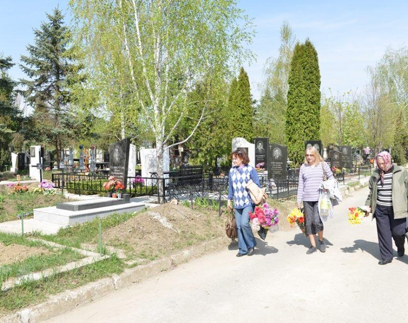 Как будут работать кладбища в канун и на Радоницу
