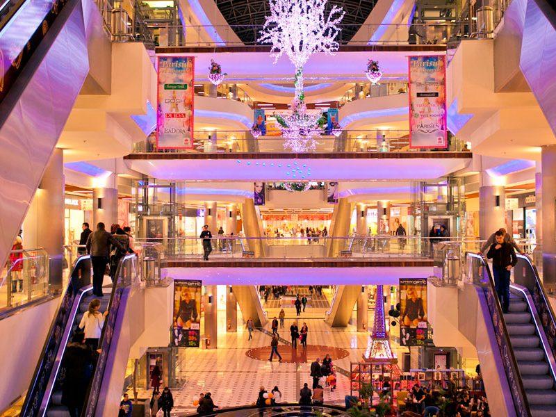 Чебан: Соблюдение мер защиты от COVID-19 в торговых центрах будет строго контролироваться