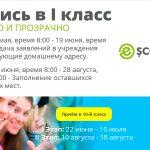 В Кишинёве проходит процесс записи детей в школы: впервые документы можно подавать онлайн