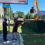 Примар приостановил строительство заправки на Рышкановке