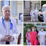 Ион Чебан в День медработника и фармацевта: 2020 год заставил нас оценить по достоинству труд врачей и медсестёр