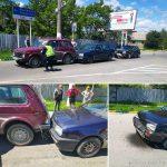 Невнимательный водитель устроил тройное ДТП в Дубоссарах
