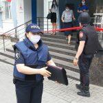 (ОБНОВЛЕНО) Тревога в Кишиневе: неизвестный сообщил о якобы заложенной в суде сектора Центр бомбе (ФОТО)
