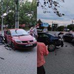 Цепная авария в столице: лихач протаранил сразу три авто