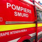 Экипаж SMURD доставил ребёнка из Молдовы в Румынию для срочной операции