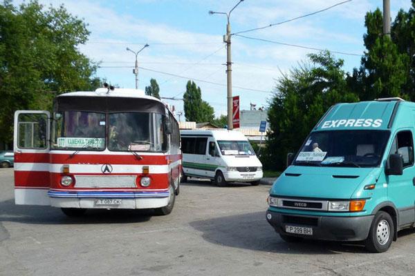 В Приднестровье возобновили движение междугороднего транспорта