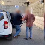 Столичные полицейские арестовали мужчину, который зарезал приятеля во время ссоры (ВИДЕО)