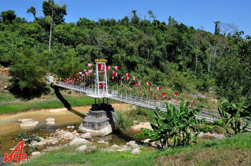 Вьетнам глазами Взорова. Водопады.