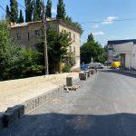Капитальный ремонт улицы Данте Алигьери завершен (ФОТО)