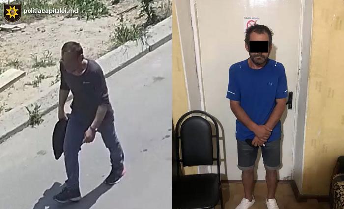 Напал на прохожую и отобрал сумку: в столице поймали уличного грабителя (ВИДЕО)