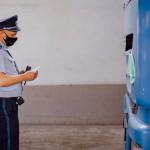 Предъявил поддельный документ: на границе задержали водителя грузовика из Украины