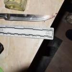 Хотел решить конфликт ножом: в столице арестовали мужчину с криминальным прошлым (ВИДЕО)