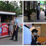 В Приднестровье из-за нарушений санитарного режима приостановлена деятельность ряда объектов торговли и сферы услуг