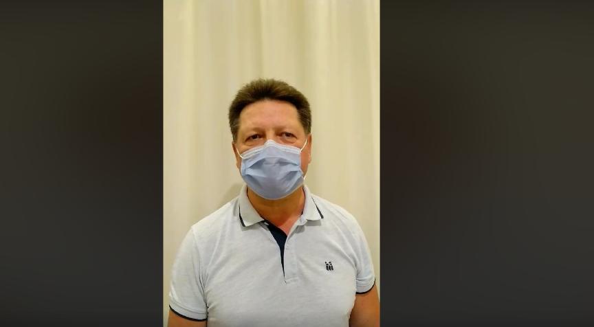 Гацкан записал новое видео: У меня всё хорошо, меня никто не похищал и никто не удерживает где-либо (ВИДЕО)