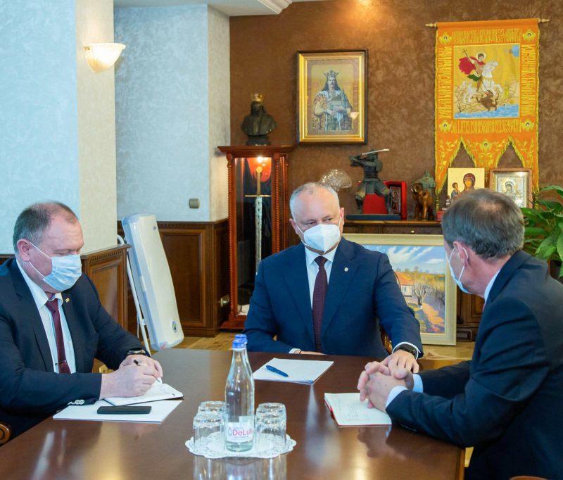 Назначены новые послы Молдовы в Эстонии и Китае (ФОТО, ВИДЕО)