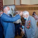 Президент посетил санаторий «Стругураш», провел встречу с властями Кочиер и наградил ветерана ВОВ (ФОТО, ВИДЕО)