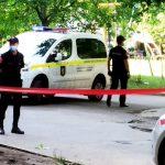 Взрыв на Ботанике: полиция рассматривает версию самоубийства (ФОТО)