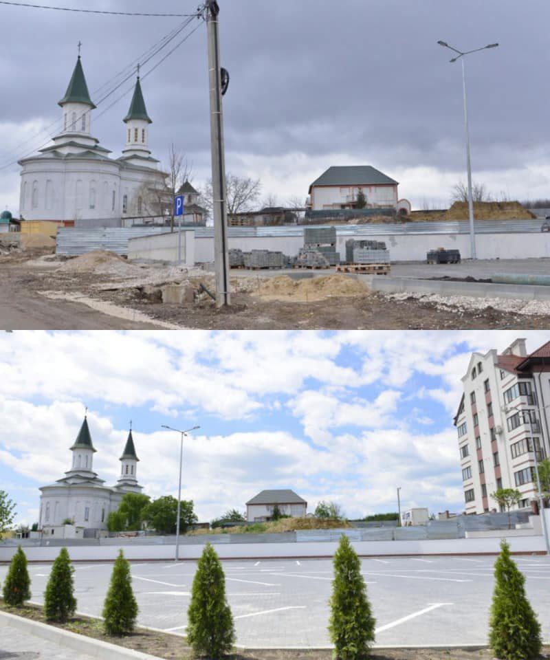 Кишинёв до и после: как эволюционировала столица всего за несколько месяцев (ФОТО)