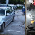 Захотел покататься и угнал машину соседа: 19-летнему нарушителю грозит срок (ВИДЕО)