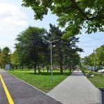 Хорошая новость для жителей столицы! В Кишиневе появился новый благоустроенный сквер