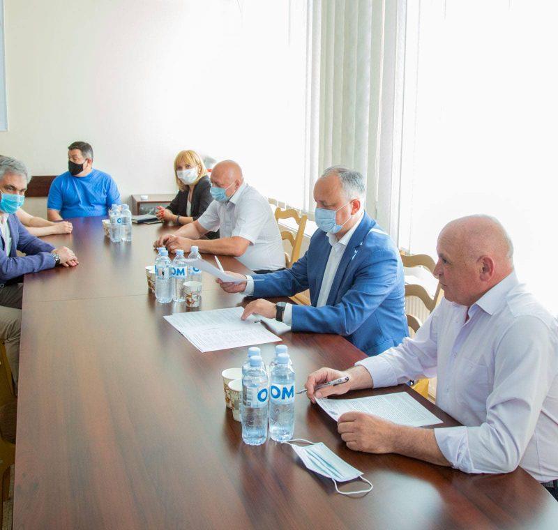 Президент о восстановлении экспорта в Россию винодельческой продукции из Тараклии: Рассчитываем на положительное решение! (ФОТО, ВИДЕО)