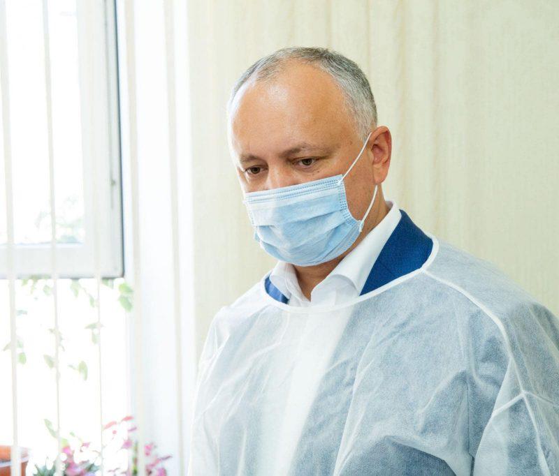 Игорь Додон посетил районную больницу Чадыр-Лунги (ФОТО, ВИДЕО)