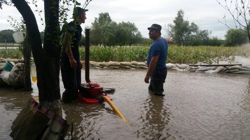Государство поможет гражданам, пострадавшим от наводнений