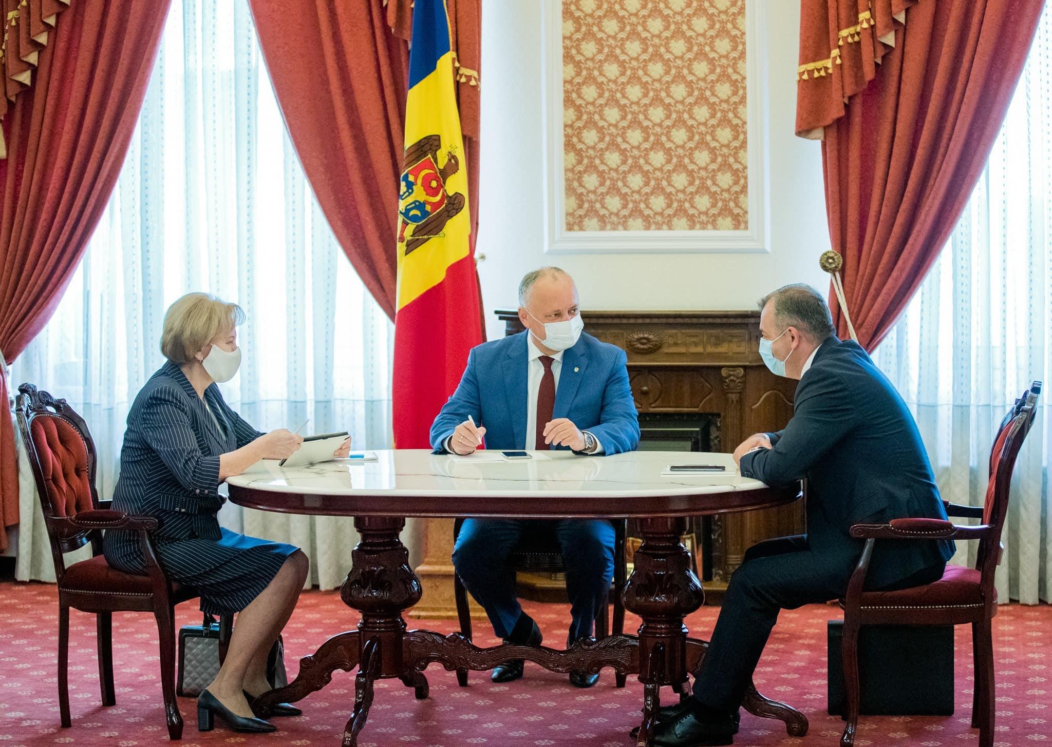 Паскару: Когда Плахотнюк был у власти, у Румынии не было