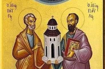 Игорь Додон поздравил граждан с праздником Святых Апостолов Петра и Павла