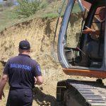 ГИЧС укрепил защитные сооружения на юге страны (ФОТО, ВИДЕО)