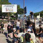 Подземный переход на улице Теилор привели в порядок (ФОТО)