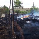 Игра со спичками привела к крупному пожару в Леовском районе (ФОТО)