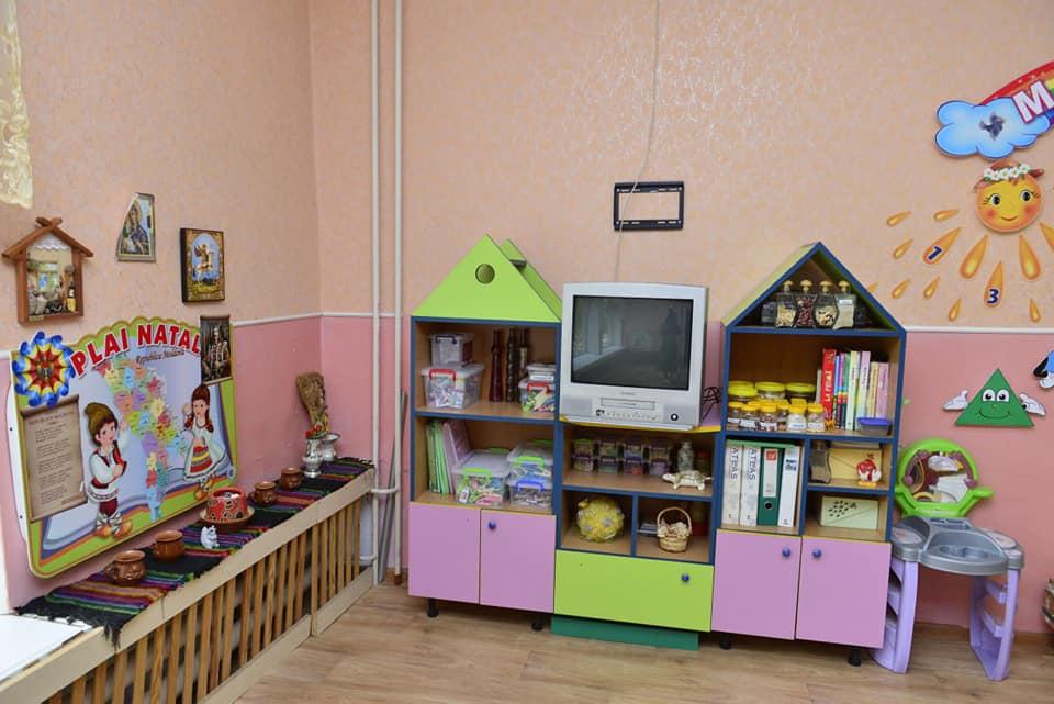 Чебан рассказал, как продвигается ремонт детских садов столицы (ФОТО)