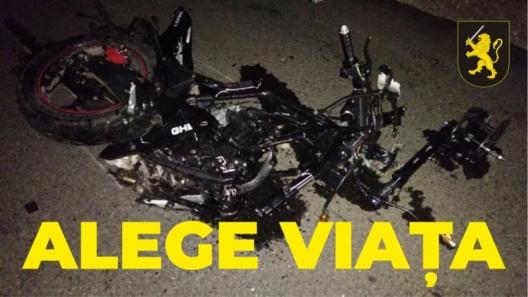 С начала года в Молдове произошло 109 ДТП с участием мотоциклистов (ВИДЕО)