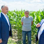 Додон рассказал фермерам Хынчешт о запуске масштабной программы поддержки сельского хозяйства (ФОТО, ВИДЕО)