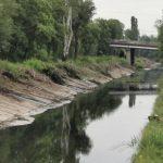 Первый этап очистки русла реки Бык завершён на 70% (ФОТО)