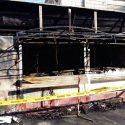 Названа причина крупного пожара на Центральном рынке в столице