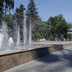 Все фонтаны Кишинева возобновили работу (ФОТО)