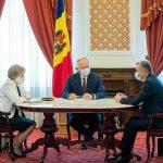 Заседание руководства страны: о чем говорили президент, премьер и спикер (ФОТО, ВИДЕО)